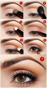 bien natural makeup for brown eyes natural eye makeup step by step natural makeup