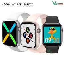 Đồng Hồ Thông Minh SMART WATCH T600-Nghe Gọi Trực Tiếp Zalo,Facebook...-Bản  cải tiến T500-Có tiếng Việt VINETTEAM-dc4374 tại Hà Nội