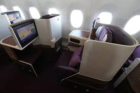 Great Deal R T Thai Airways Business Class Award Between