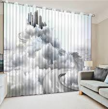 Patterned Curtains Living Room Compare Prices On Patterned Window Curtains Online Shopping Buy