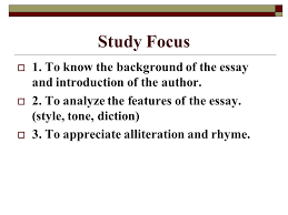 lesson the damned human race ppt  to know the background of the essay and introduction of the author