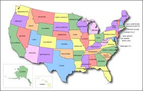 united states powerpoint map us states with counties, usa Map Of The United States With Names united states html clickable map map of the united states with names printable