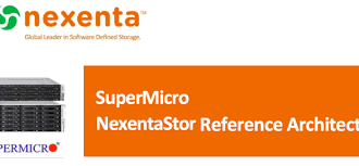 Supermicro Teams With Nexenta For Unified Storage Offering
