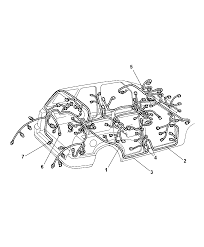 2004 jeep grand cherokee wiring body accessories diagram 00i76126