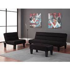 simple futon living room ideas