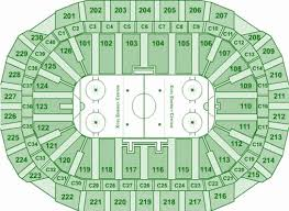 Xcel Energy Seating Chart General Xcel Energy Center Seats