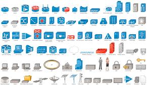cisco multimedia voice phone cisco icons shapes stencils and cisco icons