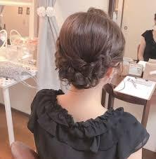 Moriyama Mamiさんのヘアスタイル ボブ アップスタイルに