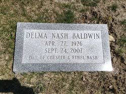 Delma Avis Nash Baldwin (1926-2007) - Find A Grave Memorial