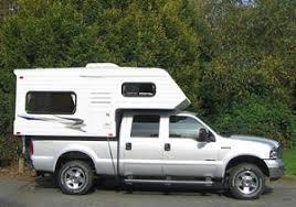 Truck Camper Description | RV Camping