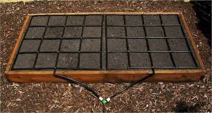 Small Picture Garden Grid drip irrigation system offers quick convenient