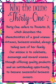 did you know thirty one is a faith based pany seriously the best pany message i love my job as a thirty one director thebagdealer
