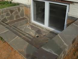 Exterior Design Chic Egress Window Wells For Home Exterior