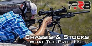Most Popular Rifle Chassis Stocks Precisionrifleblog Com