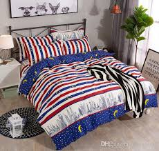 ab side quilt comforter pillow duvet cover bedding set soft bed linen queen king size 220x240 double duvet king size bedding sets from dhmaxdeal