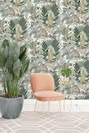 Haal De Jungle In Huis Met Behang Van Creative Lab Amsterdam