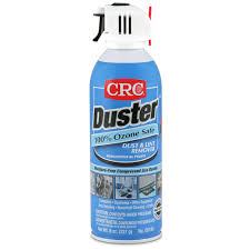 compressed gas dust and lint remover