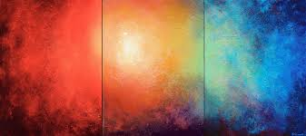 large abstract painting for abstract art painting