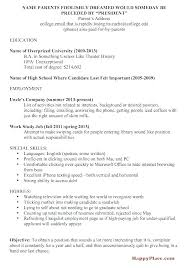 Resume Basic Format Basic Resume Examples Job Resume Sample Format ...