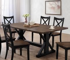 United Furniture Lexington Oak Dining Table The Classy Home