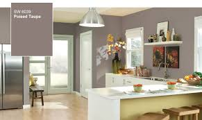 modern kitchen colors 2017. SW - Color Of The Year 2017 Poised Taupe 6039 Slide 5 Modern Kitchen Colors