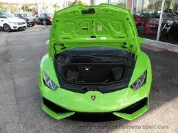 2015 Used Lamborghini Huracan 2dr Coupe LP 610-4 at Palmetto Sport ...