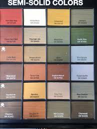 Sherwin Williams Deck Stain Colors Interioraisha Co