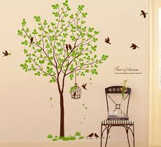 40 vinyl wall decals tree giant family tree wall sticker vinyl art home decals room decor mural mcnettimages com