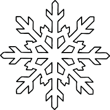 Snowflakes Template Snowflakes Snowflakes Template