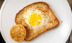 Image result for toast and egg
