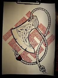 татуировки на славянскую тематику фото и эскизы