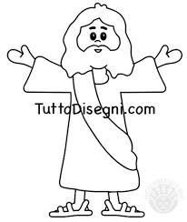 Gesù Risorto Da Colorare Scuola Infanzia Tuttodisegnicom