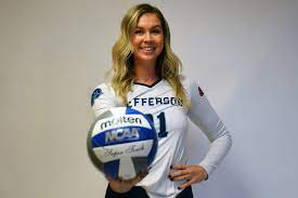 Cassandra Hickman - 2020 - Women's Volleyball - Jefferson University