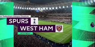 Tottenham vs West Ham: Preview