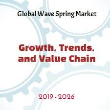 Global Wave Spring Market Explored In Latest Research Key