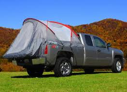 Camp Right Full Size Crew Cab PickUp Truck Tent 5.5' bed Ford Chevy ...