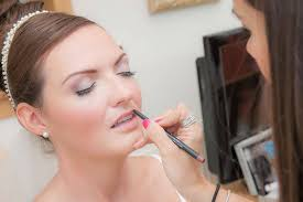 it would be very important to get hold of a good makeup artist one the most