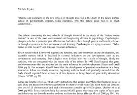 twin studies nature vs nurture essay outline coursework thesis  twin studies nature vs nurture essay outline