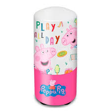 Peppa Light Details About Peppa Pig Night Stand Light Lamp Led Changing Colour Kids Girls