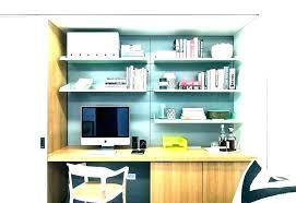 floating computer desk floating desks desks wall
