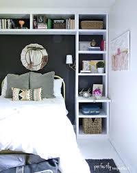 around bed storage shelves around bed under bed storage bags