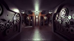 Steampunk Inspired Interior Design Adoredesign Steampunk Spaceship Steampunk Interior