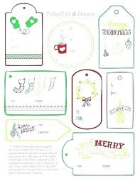 Christmas Gift Labels Templates Word Gift Labels Template Andeshouse Co