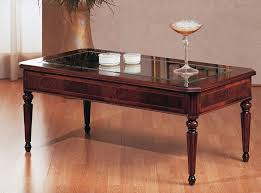 traditional coffee table luxury with