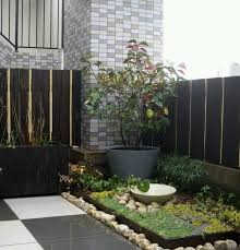 Small Picture Creating a Minimalist Garden in a Small Space Home Decorating