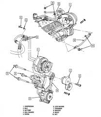 2005 Dodge Ram Serpentine Belt Diagram