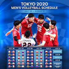 News - Tokyo 2020 match schedule confirmed