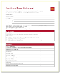 Free Printable Profit And Loss Statement Form Free Printable Profit And Loss Form Form Resume Examples Ey2reeombz