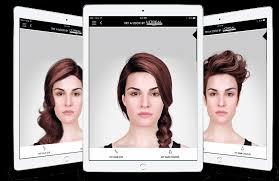 Met Deze App Zie Je Welk Kapsel Het Beste Bij Jou Past Glamourland