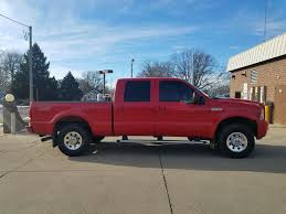 2005 Ford F-250 Super Duty 4dr Crew Cab Lariat 4WD SB In Sioux City ...